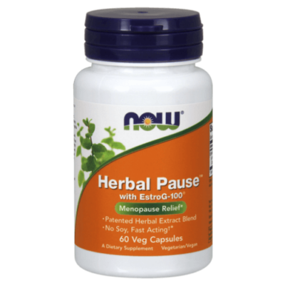 Now Foods Herbal Pause™ with EstroG-100® 60db