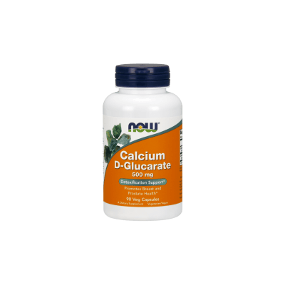 Now Foods Calcium D-Glucarate 500 mg 90db