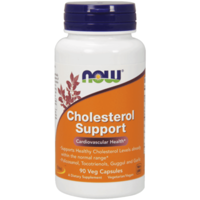 Now Foods Cholesterol Support - 90 Veg Capsules