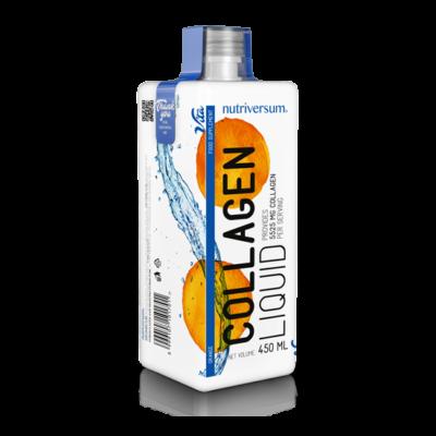 Nutriversum Collagen liquid 5.000 mg - 450 ml - VITA - narancs