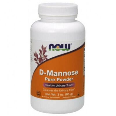 Now Foods D-Mannose por 85 g