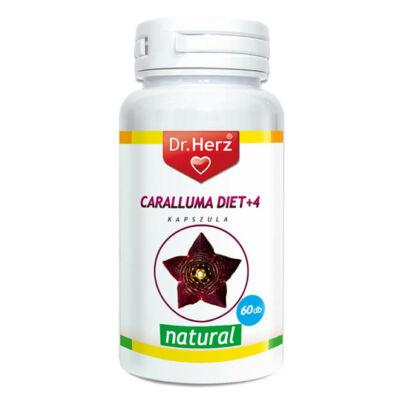 Dr. Herz Caralluma Diet+4 60 db kapszula