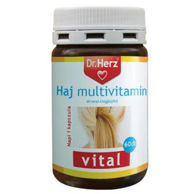 Dr. Herz Haj Multivitamin 60 db kapszula