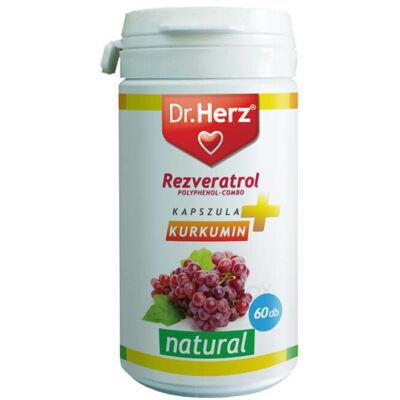 Dr. Herz Resveratrol kapszula 60db