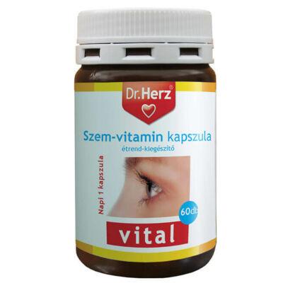 Dr. Herz Szem Vitamin 60 db kapszula