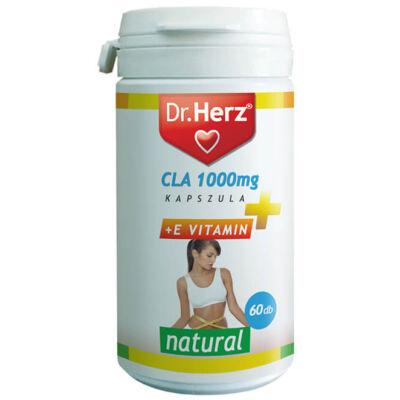 Dr. Herz CLA 1000 mg kapszula 60 db