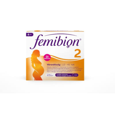 FEMIBION 2 VÁRANDÓSSÁG 28+28