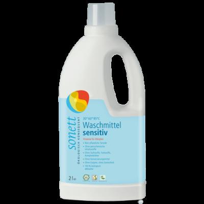 Sonett Folyékony mosószer – szenzitív 2 l