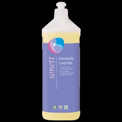 Sonett Folyékony szappan – levendula 1 l