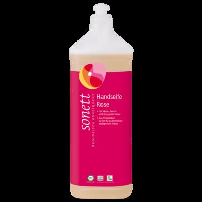 Sonett Folyékony szappan – rózsa 1 l