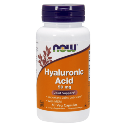 Now Foods Hyaluronic Acid with MSM - 60 Vcaps®
