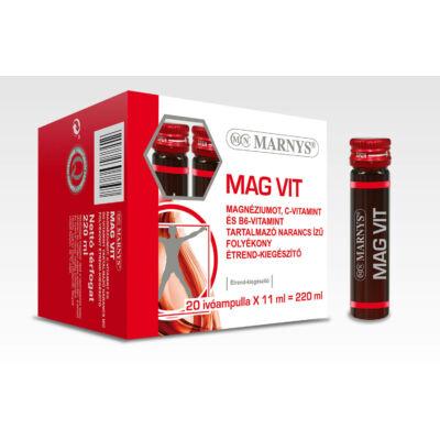 MARNYS® MAG VIT MAGNÉZIUMOT, C-VITAMINT ÉS B6-VITAMIN