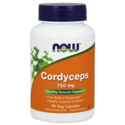 Now Foods Cordyceps 750 mg - 90 Veg Capsules