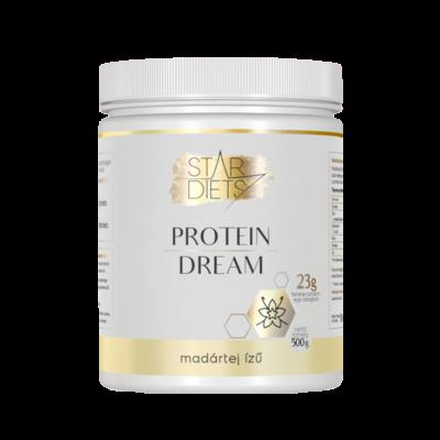 StarDiets Protein Dream fehérje – Madártej ízű 500 g