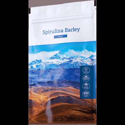 Energy Spirulina Barley Tabs 200 db