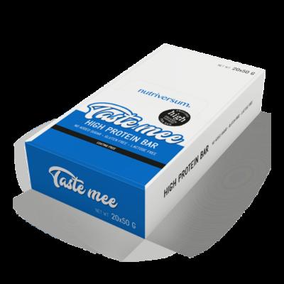 Nutriversum - Taste Mee Protein Bar - DESSERT - Több ízben 20x50 g