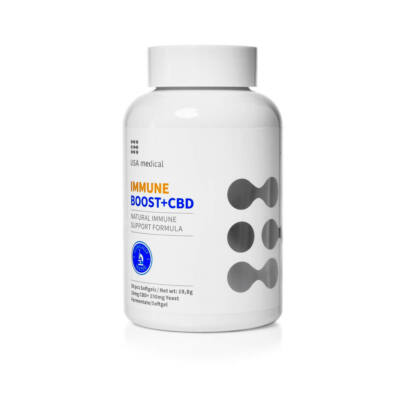 USA medical Immune Boost + CBD - 30 db