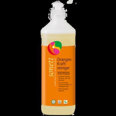 Sonett Zsíroldó tisztítószer – narancsolajos 0,5 liter