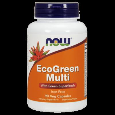 Now Foods Vegan Multi vitamin 90 kapszula - EcoGreen Multi Vitamin