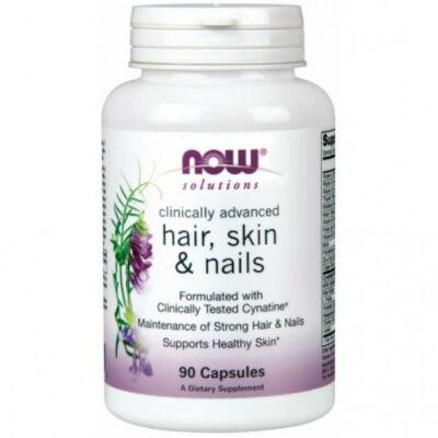 Now Foods Hair,Skin & Nails kapszula 90 db