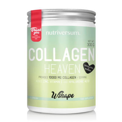 Nutriversum Collagen Heaven - 300 g - WSHAPE  - Bodza