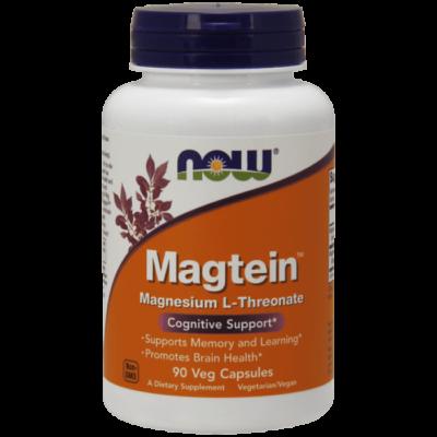Now Foods Magtein™- 90 Veg Capsules
