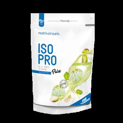 Nutriversum ISO PRO - PURE - pisztácia 1000 g