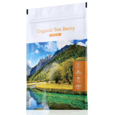 Energy Organic Sea Berry Powder 100g
