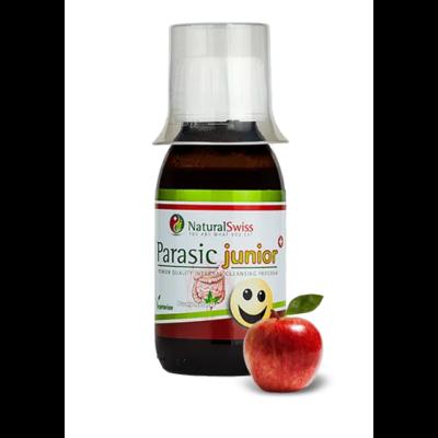 NaturalSwiss Parasic Jr. Junior Antiparazita Táplálékkiegészítő