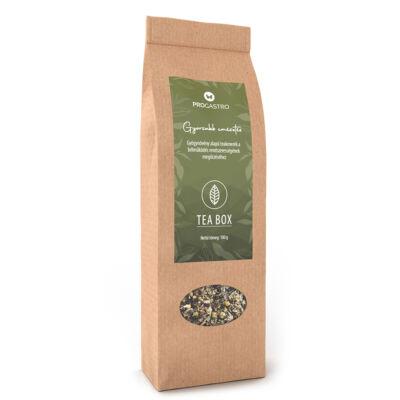 ProGastro TEA BOX Gyorsabb Emésztés teakeverék 100 g