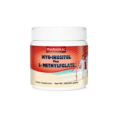 Pharmekal Myo-inositol+metafolin® por 240g (citrus íz)