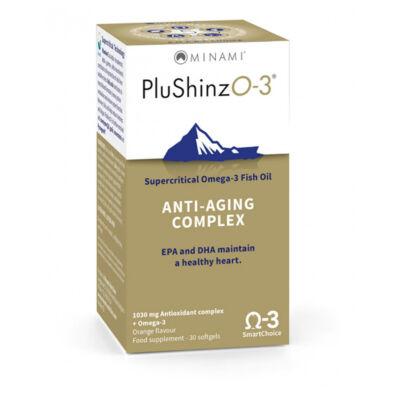 Minami Nutrition PluShinzO-3 30 db