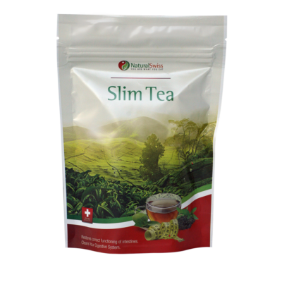 NaturalSwiss Slim Tea® Méregtelenítő Tea