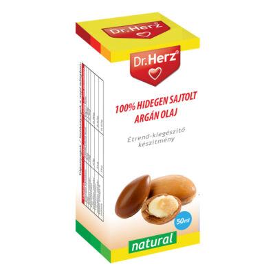 DR. Herz Argán olaj 100% hidegen sajtolt 50ml