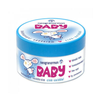 NEOGRANORMON BABY babapopsi védőkrém 100ml