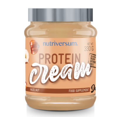 Nutriversum -Protein Cream - 330 g - Dessert - Mogyoró