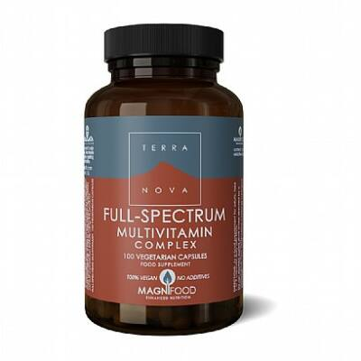 Terranova Living Full Spectrum Multivitamin 100 db