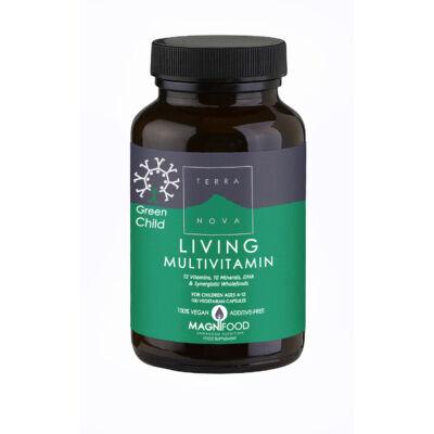 Terranova Living Multivitamin Green Child 100 db