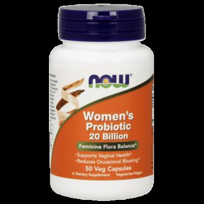 Now Foods Women's Probiotic - Női probiotikum