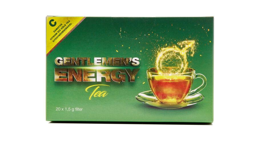 erekciós zöld tea